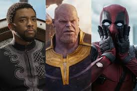 Marvel Now Holds The Top 3 Films On 2018s Box Office Charts