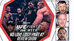 UFC 264 Review Show