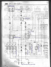 sony cdx l300 wiring diagram sony automotive wiring diagrams ae92 4agze ecu 1 sony cdx l wiring diagram ae92 4agze ecu 1