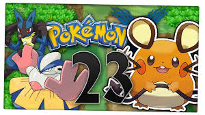 Let's Play Pokemon X Part 23: Vorgezogener Kampf mit Connie und Lucario -  YouTube