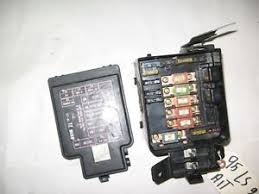 94 97 acura integra oem under hood fuse box fuses diagram image is loading 94 97 acura integra oem under hood fuse