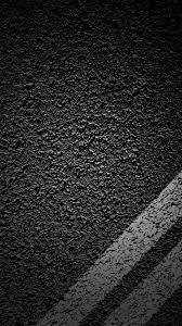 Asphalt Road Texture Dark IPhone 8 HD ...