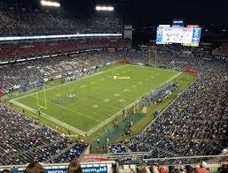Tennessee Titans Stadium Virtual Seating Chart Nissan Stadium Section 344 Seat Views Seatgeek