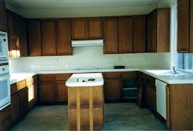 Contractor Grade Kitchen Cabinets Adding Height To Your Kitchen Cabinets