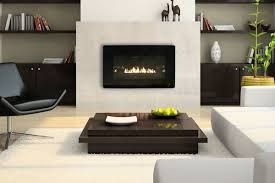 empire loft vent free zero clearance gas fireplace with millivolt controls 20 000 btu