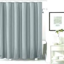 shower curtain pole silver shower curtains silver shower curtain royal bath 2 in 1 fabric front
