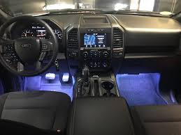ambient interior lighting. Ambient FULL COLOR 4pc Interior Lighting W/ Bluetooth Controller