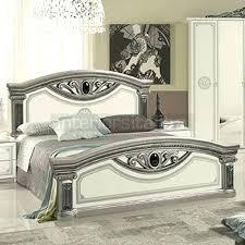 italian style bedroom furniture. Italian Style Bedroom Furniture Set Classic White  Silver On Sale L