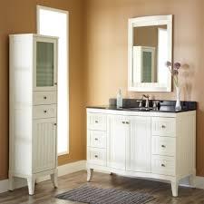 white wooden bathroom furniture. Modern Bathroom White Wooden Furniture