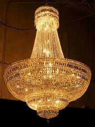 foyer crystal chandelier gold plated free