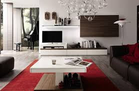 Lcd Tv Furniture For Living Room Living Room Lcd Tv Wall Unit Design Ideas Wall Unit Designs Modern
