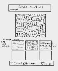 Zentangle Pattern Unique Design Inspiration