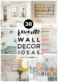 30 best wall decor ideas for any