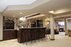 basement bar stone. Basement Bar With Stone Detailing On Wall Basement Bar Stone R