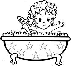 black boy take a bath clipart clipground throughout best of bath clipart black and white