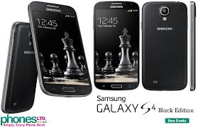 samsung galaxy s4 phone black. black edition samsung galaxy s4 deals phone