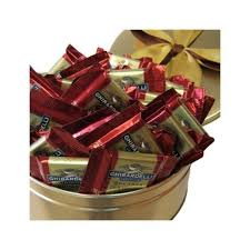 ghirardelli dark chocolate squares gift tin