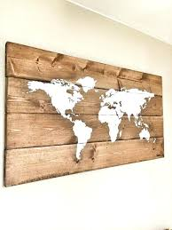 rustic map rustic wood world map rustic decor farmhouse by rustic maple engineered flooring rustic map old world map print allure rustic maple honeytone