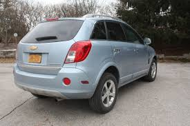 Review: 2014 Chevrolet Captiva LT 2.4 - The Truth About Cars