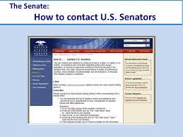 The Senate U S Senate Organization