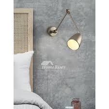 swing arm wall lamp wall mounted