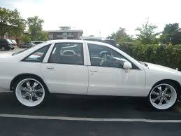 bigwhite93 1993 Chevrolet Caprice Specs, Photos, Modification Info ...