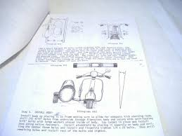 florida sidecar products sidecar manuals Calif Sidecar Wireing Diagram california partner scooter sidecar manual on vespa lean out