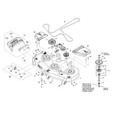 z930a deck belt diagram all about repair and wiring collections za deck belt diagram exmark 60 lazer z deck parts diagram 2009 2010 za