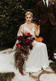 Motts Floral Design Motts Floral Design Hp Styled Shoot Cascading Bridal