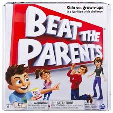 beat the pas board game box
