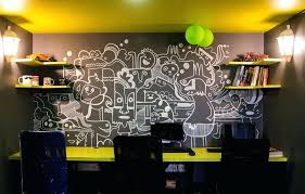 Creative office wall art Wall Painting Pieces Of Art That Depict Creativity And Message Graffiti On Office Walls Are Another Huge Trend In Design Ideas Creative Space Csrlalumniorg Decoration Pieces Of Art That Depict Creativity And Message