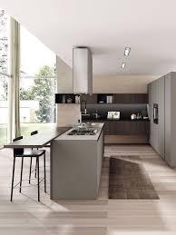 antis kitchen furniture euromobil design euromobil. Gruppo Euromobil FiloAntis33 #kitchen In Charcoal Grey Ecomalta And Coal Black Materia Oak Veneer. Antis Kitchen Furniture Design