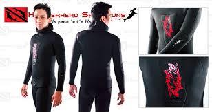 Hammerhead Benthos Black 1 5mm 3mm Freedive Spearfishing Wetsuit Men