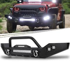 Jeep Jl Led Lights Jeep Led Bumper Lights Pogot Bietthunghiduong Co
