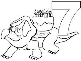 I started making them already when the kids were too young to be able to read. Bday17 Birthdays Coloring Pages Coloring Page Book For Kids
