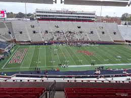Vaught Hemingway Stadium Section Qq Rateyourseats Com