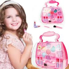deyln children s cosmetics princess makeup box set safe non toxic makeup kit box eyeshadow