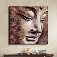 shining inspiration buddha wall art also square canvas painting project yourself bed bath and beyond stickers 1