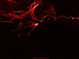 Red Wallpaper Smoke