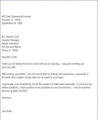 How Follow Up After Interview Letter Brilliant Ideas Of Sample For