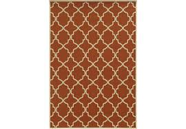 9 x 11 outdoor rug amazing huxton orange 6 7 x 9 6 indoor outdoor rug