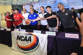 Look Ncaa Season 95 Mens Basketball Lineups Abs Cbn Sports