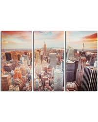 new york city skyline canvas print wall home art prints colorful picture modern city sky painting  on new york city skyline canvas wall art with summer shopping special new york city skyline canvas print wall