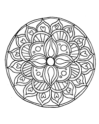 Small Picture Henna Coloring Pages Pin Free Printable Mandala New Mandala