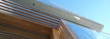 office facades. Wood-glass Hybrid Construction For An Office Facade In Salt Lake City Facades