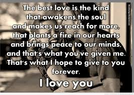 The Best Kind Of Love Quote