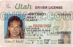 Utah Scannable Identification Buy Id Fake