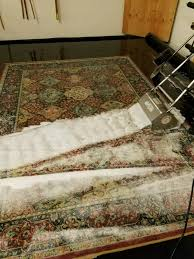 we are truly committed to giving your rug the best cleaning possible which is why we will inspect your rugs addressing any concerns you may have