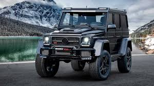 G63 amg new g class v8 mercedes benz g class adv 1 wheels gallery. Brabus 850 4x4 Final Edition Gives Old Mercedes G Class 838 Hp