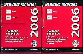 gmc c wiring diagram image wiring 2006 topkick kodiak c4500 c8500 repair shop manual original 2 on 2006 gmc c7500 wiring diagram